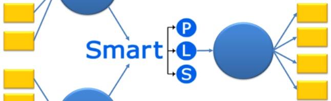نرم افزار smart pls
