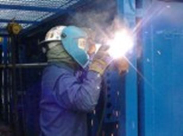 پاورپوینت بررسی جوشکاری فولاد